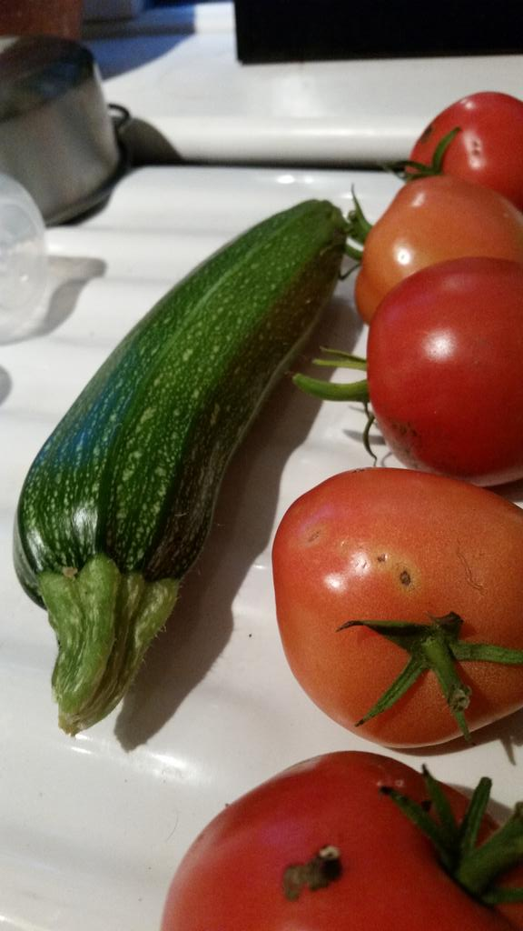 5 veg that grew well