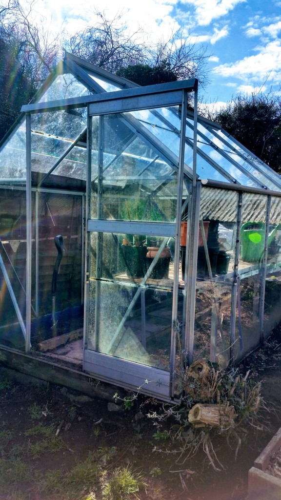 Watertight Greenhouse